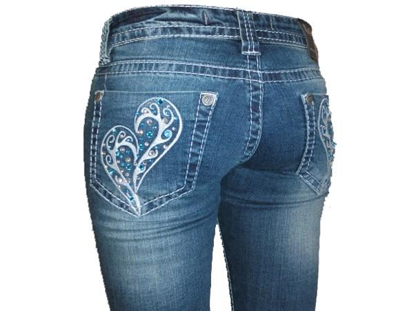 redneck jeans damen mit strasssteinen reitsport kenner store. Black Bedroom Furniture Sets. Home Design Ideas