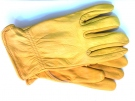 Handschuh Western `A Grade Cowhide` ung.