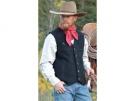 Weste `Wool Vest Buckaroo` Wyoming
