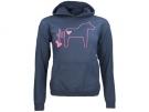 Pullover mit Kapuze `Soulhorse` m Motiv