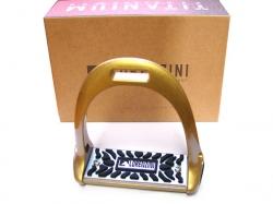 Lorenzini Steigbügel aus Titanium