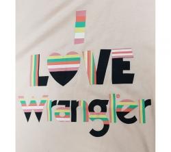 "Damen T-Shirt ""I Love"""